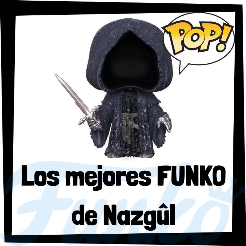 Los mejores FUNKO POP de los Nazgûl