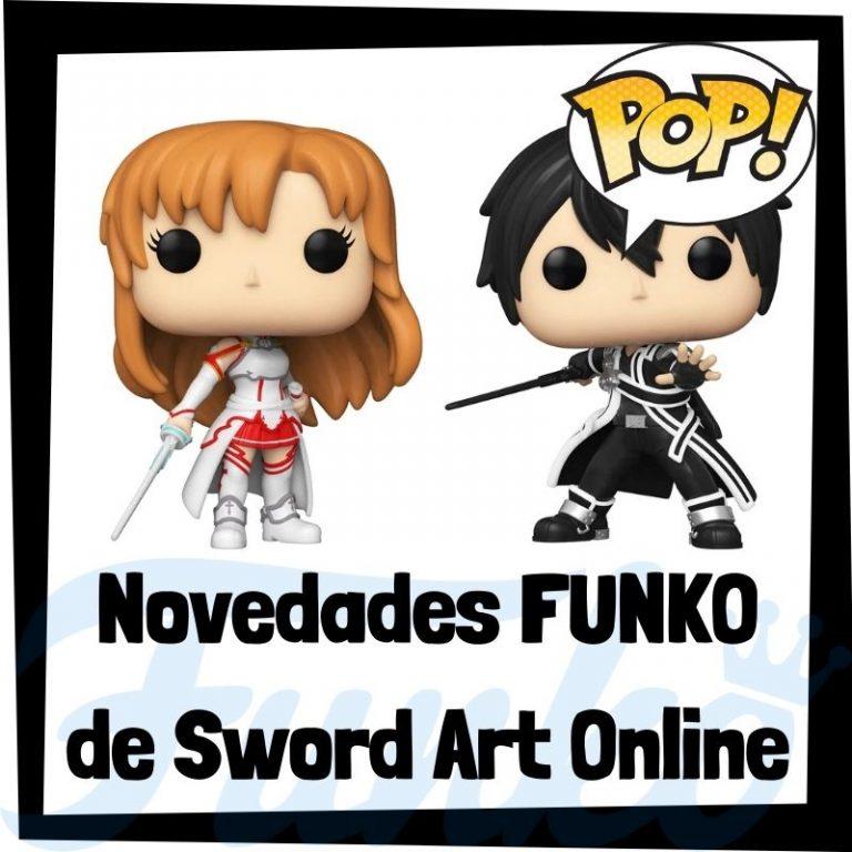 Lee más sobre el artículo Novedades FUNKO POP de Sword Art Online