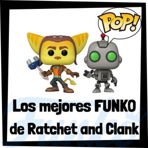 Los mejores FUNKO POP del Ratchet and Clank - Funko POP de videojuegos
