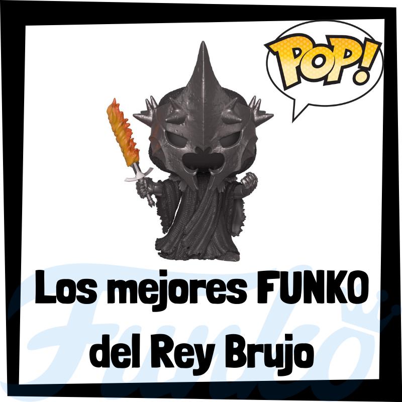 Los mejores FUNKO POP del Rey Brujo