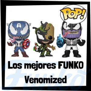 Los mejores FUNKO POP venomized - Los mejores FUNKO POP de la colección Venomized - Funko POP de Venomized - Funko POP de personajes de Marvel