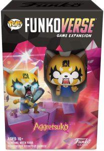 Los mejores Funkoverse POP de Aggretsuko - FUNKO Games - Expansión de FUNKOVERSE de Aggretsuko en inglés