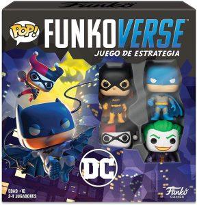 Los mejores Funkoverse POP de Batman de DC - FUNKO Games - Funkoverse Juego de Estrategia de Batman de DC
