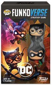 Los mejores Funkoverse POP de Catwoman y Robin - FUNKO Games - Expansión de FUNKOVERSE de Catwoman y Robin en inglés