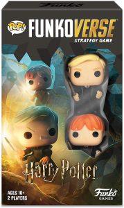 Los mejores Funkoverse POP de Harry Potter - FUNKO Games - Expansión de FUNKOVERSE de Ron y Draco en inglés