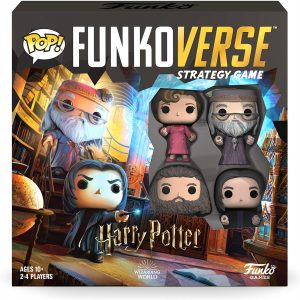 Los mejores Funkoverse POP de Harry Potter - FUNKO Games - Funkoverse Juego de Estrategia de Harry Potter Expansión