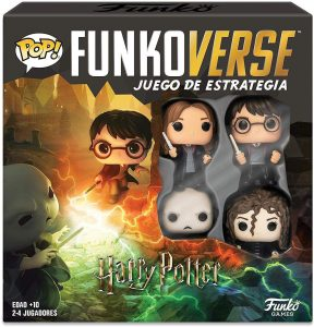 Los mejores Funkoverse POP de Harry Potter - FUNKO Games - Funkoverse Juego de Estrategia de Harry Potter de Battle in the Wizarding World