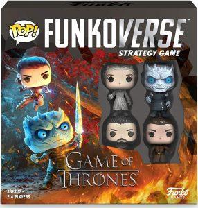 Los mejores Funkoverse POP de Juego de Tronos - FUNKO Games - Funkoverse Juego de Estrategia de Game of Thrones en ingles