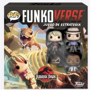 Los mejores Funkoverse POP de Jurassic Park - FUNKO Games - Funkoverse Juego de Estrategia de Jurassic Park