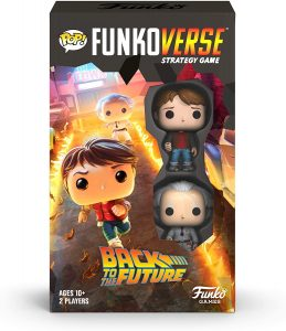 Los mejores Funkoverse POP de Regreso al Futuro - FUNKO Games - Expansión de FUNKOVERSE de Regreso al Futuro en inglés