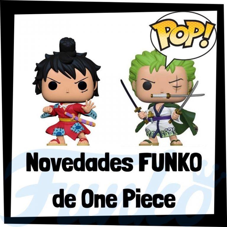 Lee más sobre el artículo Novedades FUNKO POP de One Piece