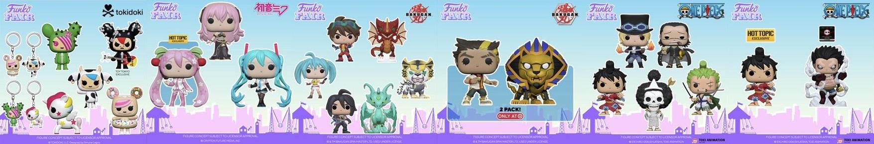 Colección FUNKO Fair Día 2 Parte 2 - FUNKO Fair 2021 Día 2 - Novedades FUNKO POP