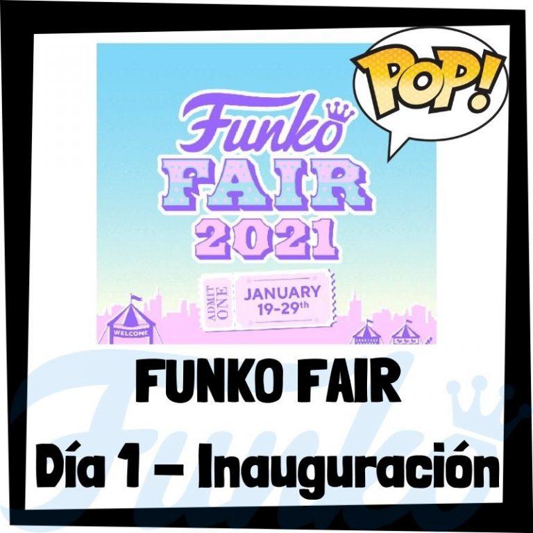 Lee más sobre el artículo Funko Fair 2021 Día 1