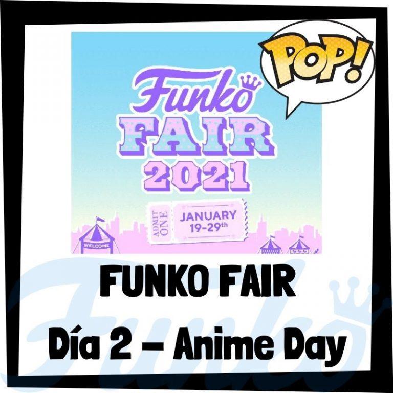 Lee más sobre el artículo Funko Fair 2021 Día 2