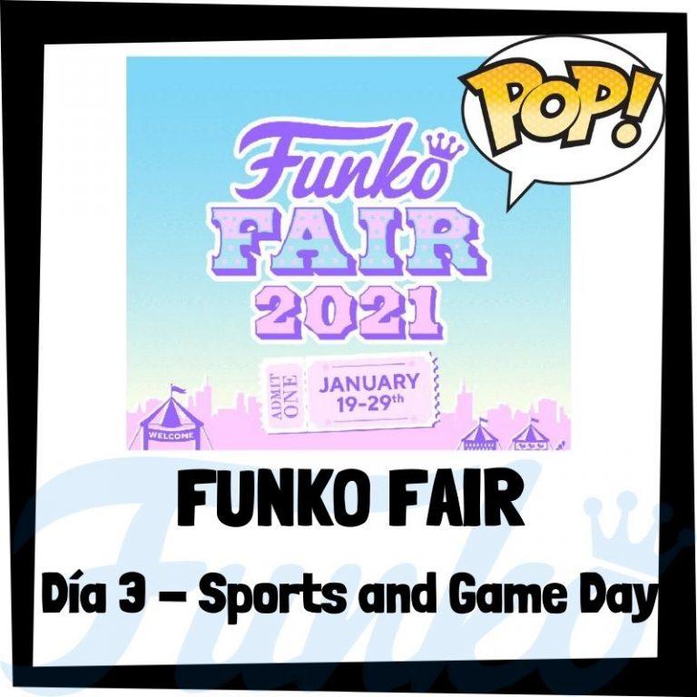 Lee más sobre el artículo Funko Fair 2021 Día 3