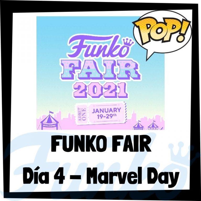 Lee más sobre el artículo Funko Fair 2021 Día 4
