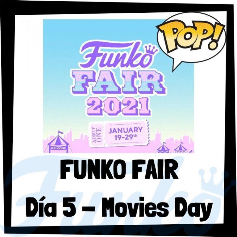 Lee más sobre el artículo Funko Fair 2021 Día 5