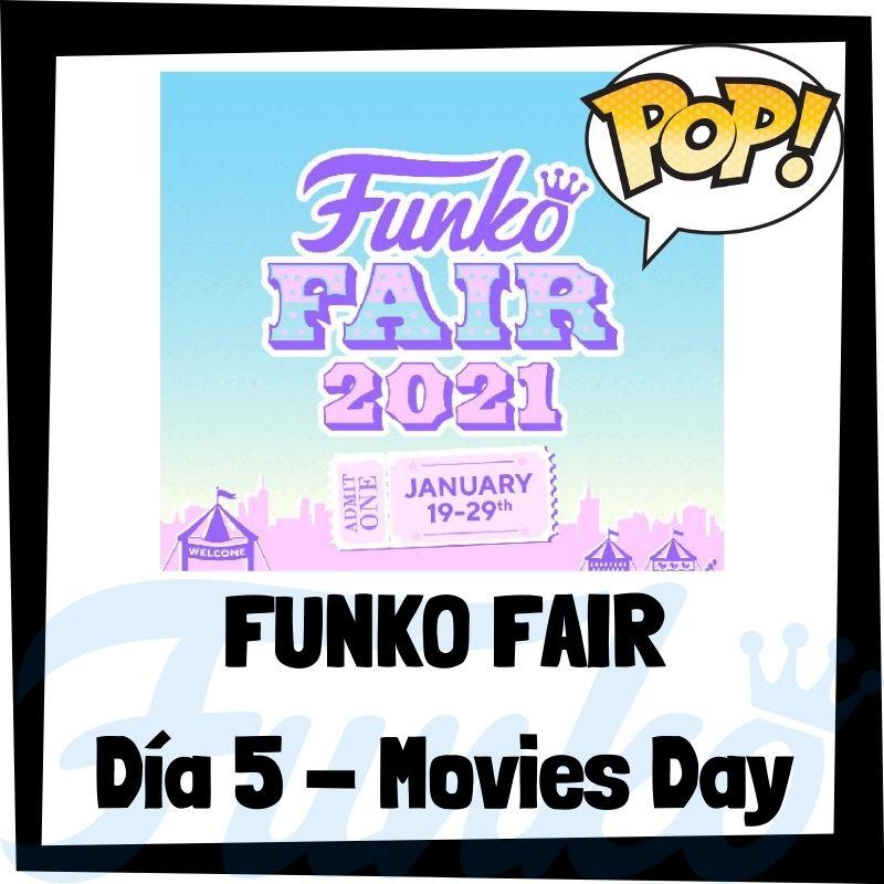 Funko Fair 2021 Día 5