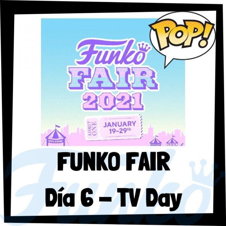 Lee más sobre el artículo Funko Fair 2021 Día 6