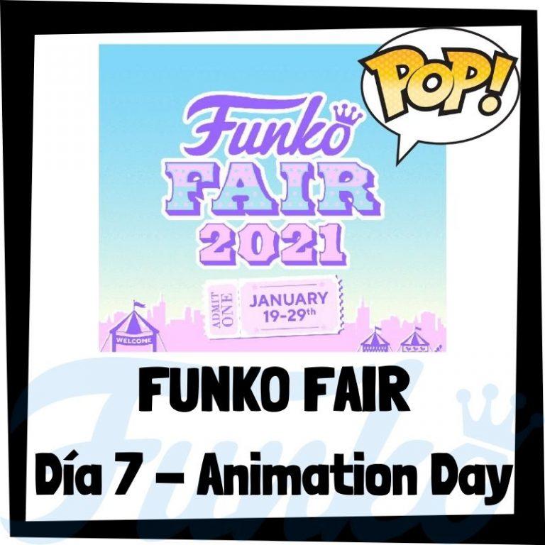 Lee más sobre el artículo Funko Fair 2021 Día 7