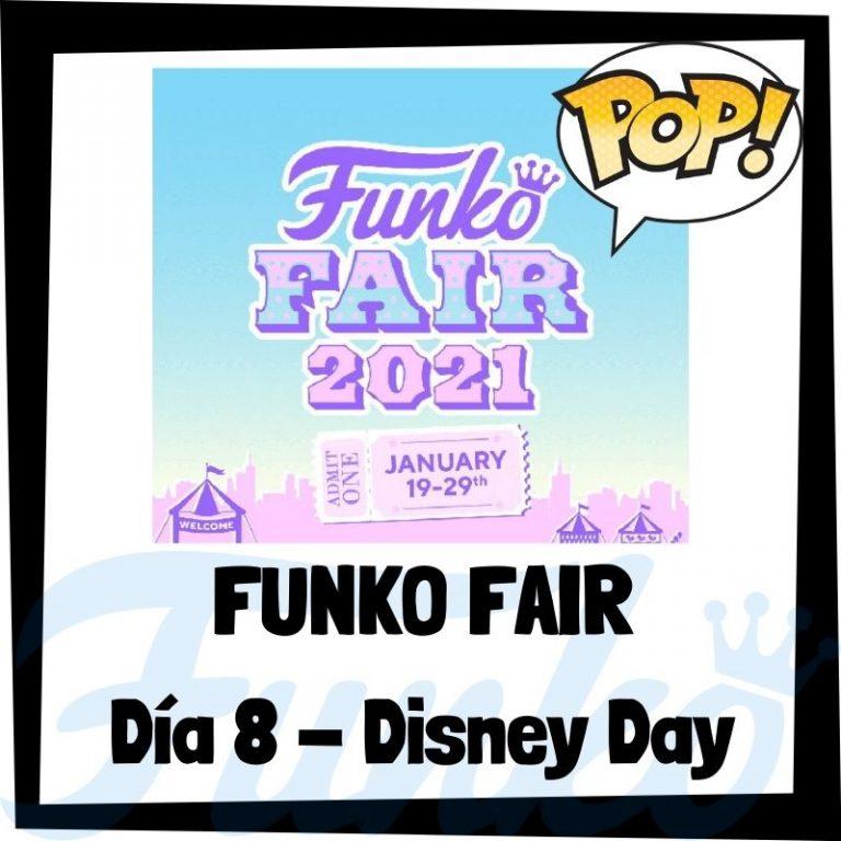 Lee más sobre el artículo Funko Fair 2021 Día 8