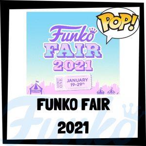 FUNKO Fair 2021 - Presentacions FUNKO POP de la feria FUNKO 2021 - Novedades FUNKO POP