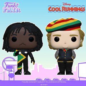 FUNKO POP de Cool Runnings - FUNKO Fair 2021 Día 5 - Novedades FUNKO POP