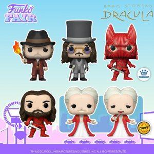 FUNKO POP de Drácula de Bram Stoker - FUNKO Fair 2021 Día 5 - Novedades FUNKO POP