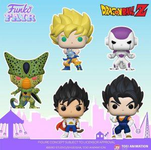 FUNKO POP de Dragon Ball 1 - FUNKO Fair 2021 Día 2 - Novedades FUNKO POP