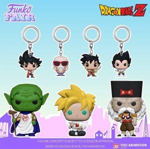 FUNKO POP de Dragon Ball 2 - FUNKO Fair 2021 Día 2 - Novedades FUNKO POP