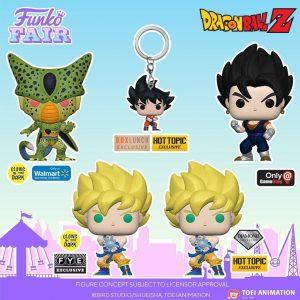 FUNKO POP de Dragon Ball 3 - FUNKO Fair 2021 Día 2 - Novedades FUNKO POP