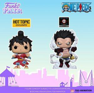 FUNKO POP de One Piece exclusivo - FUNKO Fair 2021 Día 2 - Novedades FUNKO POP