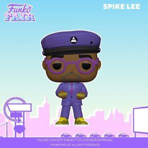 FUNKO POP de Spike Lee - FUNKO Fair 2021 Día 5 - Novedades FUNKO POP