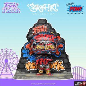 FUNKO POP de Street Art de Stan Lee - FUNKO Fair 2021 Día 4 - Novedades FUNKO POP