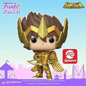 FUNKO POP de los Caballeros del Zodíaco exclusivo - FUNKO Fair 2021 Día 2 - Novedades FUNKO POP