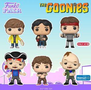 FUNKO POP de los Goonies - FUNKO Fair 2021 Día 5 - Novedades FUNKO POP