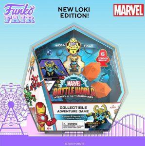 Funko Marvel Battleworld de loki - FUNKO Fair 2021 Día 4 - Novedades FUNKO POP