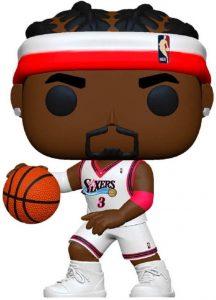 Funko POP de Allen Iverson de NBA Legends - Los mejores FUNKO POP de NBA Legends - FUNKO POP de la NBA FF2021