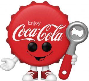 Funko POP de Chapa de Coca Cola - Los mejores FUNKO POP de marcas - FUNKO POP de Coca Cola