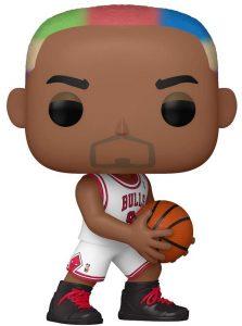 Funko POP de Dennis Rodman de NBA Legends - Los mejores FUNKO POP de NBA Legends - FUNKO POP de la NBA FF2021