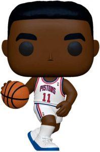 Funko POP de Isiah Thomas de NBA Legends - Los mejores FUNKO POP de NBA Legends - FUNKO POP de la NBA FF2021