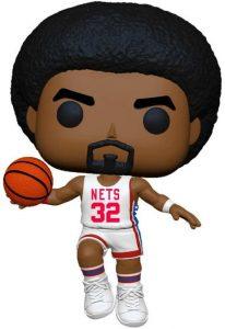 Funko POP de Julius Erving de NBA Legends - Los mejores FUNKO POP de NBA Legends - FUNKO POP de la NBA FF2021