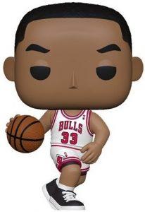 Funko POP de Scottie Pippen de NBA Legends - Los mejores FUNKO POP de NBA Legends - FUNKO POP de la NBA FF2021