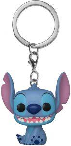 Llavero FUNKO POP de Stitch sonriendo - Los mejores llaveros FUNKO POP de Stitch de Disney