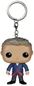 Llavero Funko POP de 12th Doctor - Los mejores llaveros FUNKO POP de Doctor Who - Keychain FUNKO POP
