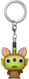 Llavero Funko POP de Alien Bullseye de Toy Story - Los mejores llaveros FUNKO POP de Toy Story de Disney - Keychain FUNKO POP