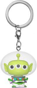 Llavero Funko POP de Alien Buzz Lightyear de Toy Story - Los mejores llaveros FUNKO POP de Toy Story de Disney - Keychain FUNKO POP