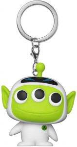 Llavero Funko POP de Alien Eve de Toy Story - Los mejores llaveros FUNKO POP de Toy Story de Disney - Keychain FUNKO POP
