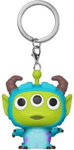 Llavero Funko POP de Alien Sulley de Toy Story - Los mejores llaveros FUNKO POP de Toy Story de Disney - Keychain FUNKO POP