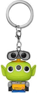 Llavero Funko POP de Alien Wall-e de Toy Story - Los mejores llaveros FUNKO POP de Toy Story de Disney - Keychain FUNKO POP